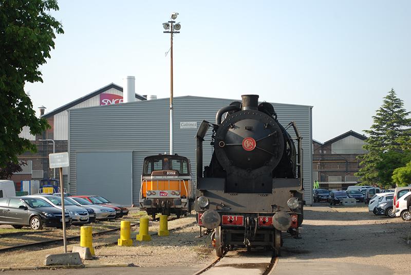 Unité ferroviaires